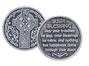 Pocket Token: Irish Blessing
