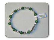 Precious Stone Bracelet: Aventurine (RB5222AV)