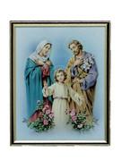 GOLD FRAME - HOLY FAMILY