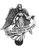 Visor Clip: Guardian Angel & Grandchild