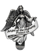 Visor Clip: Angel of Highway (KVC119)