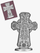 Standing Message Cross: Irish Blessing