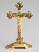 Gem Stone Cross: Agate (CR0007IA)