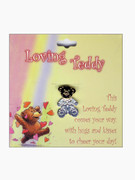 Baby Lapel Pin: Teddy