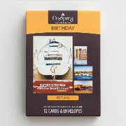 Boxed Cards: Birthday Nautical (CB75995)