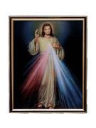 GOLD FRAME - DIVINE MERCY
