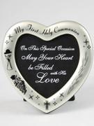 Communion Gift: Heart Photo Frame (PLC224)