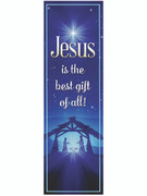 Christmas Bookmark: Jesus Best Gift (BMX9165)