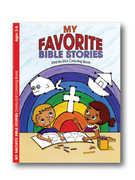 Childrens Colouring Book: Bible Stories (Ages 2-5)