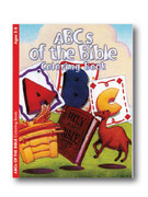 Childrens Colouring Book: ABC's of the Bible (Ages 2-5)