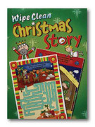 Childrens Activity Book: Christmas Story (1859858912)