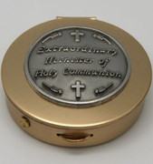 "Pyx, Gold, ""Extraordinary Minister..."""