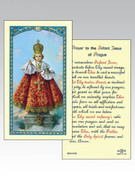 Holy Card(each): 800 SERIES - Infant of Prague