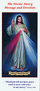 Leaflet: Divine Mercy Message & Devotion