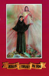 Prayer Book: (Divine Mercy) Jesus I Trust In You