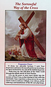 Leaflet: The Sorrowful Way of the Cross
