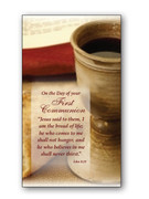 Holy Cards (each): Day of First Communion