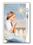 Confirmation Cards (each) - Son