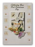Communion Cards(each): Symbols 3D(CDC27516e)