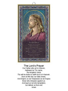 Wood Plaque: The Lord's Prayer (PL18LP)
