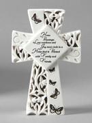 LED Cross Home Blessing 15.5cm