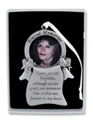 Memorial Ornament/frame, Blessed Memories (CO913)