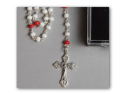 Confirmation Rosary: 3mm bead (RX038F)