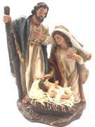 Holy Family Statue 19cm (NST10090)