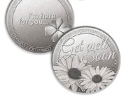 Lucky Coin: Get Well Soon