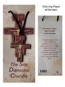 San Damiano Cord Necklace (CR73196)