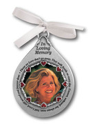 Christmas Ornament, In Loving Memory (CO753)