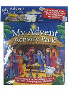 Children's Pack: My Advent Activity Pack (1781282342)