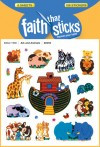 Stickers: Ark and Animals (6 sheets)