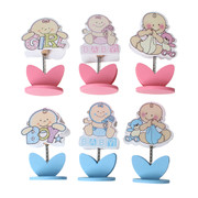 Baby Cake Topper or Name Tag Holder (one only) (PL51695)
