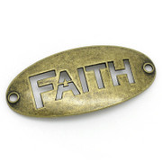 "Connector: Copper ""Faith"" (F005)"