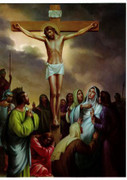 Stations of Cross Set 14 Prints (12x16in)(PI1480)