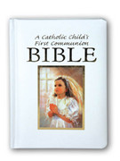 Children's Bible: Catholic First Communion Girl (0882712208)