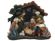 All-In-One Resin Nativity Scene 13cm (NS10106)