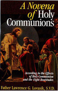 Booklet: Novena of Holy Communions