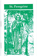 "Booklet: St Peregrine ""The Cancer Saint"""