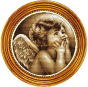 Cross Stitch Kit: Angel (K6887)