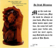 TJP Holy Card: An Irish Blessing (TJP765)
