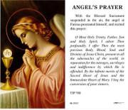 TJP Holy Card: Angel's Prayer (TJP780)