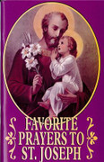 Booklet: Favorite Prayers to St Joseph Sm (FAVORITE PS)