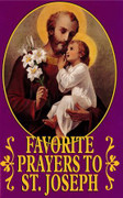 Booklet: Favorite Prayers to St Joseph Lge (FAVORITE P  L)