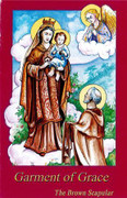 Booklet: Garment of Grace The Brown Scapular (GARMENT SCAPULAR)
