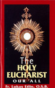 Booklet: The Holy Eucharist Our all (HOLY E-OUR)