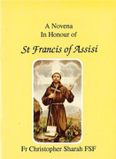 Booklet: A Novena in Honour of St Francis of Assisi (LFNOVENAINH)