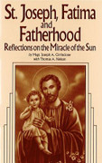 Booklet: St Joseph, Fatima and Fatherhood (ST JOSEPH FAT)