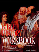 Book: Bible History Workbook (BIBLE HIST WORK)